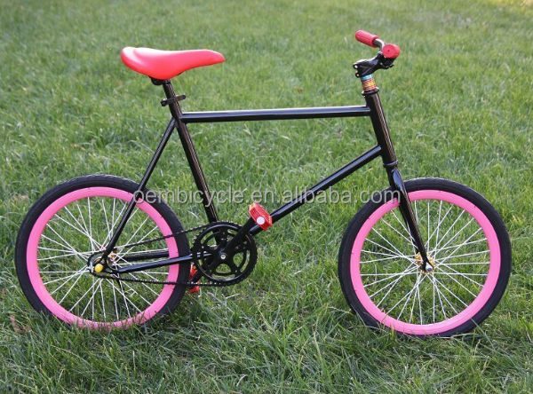 20 inch small mini fixed gear <strong>bike</strong>