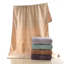 Gold Supplier Organic Cotton Bath Towel For Body Drying