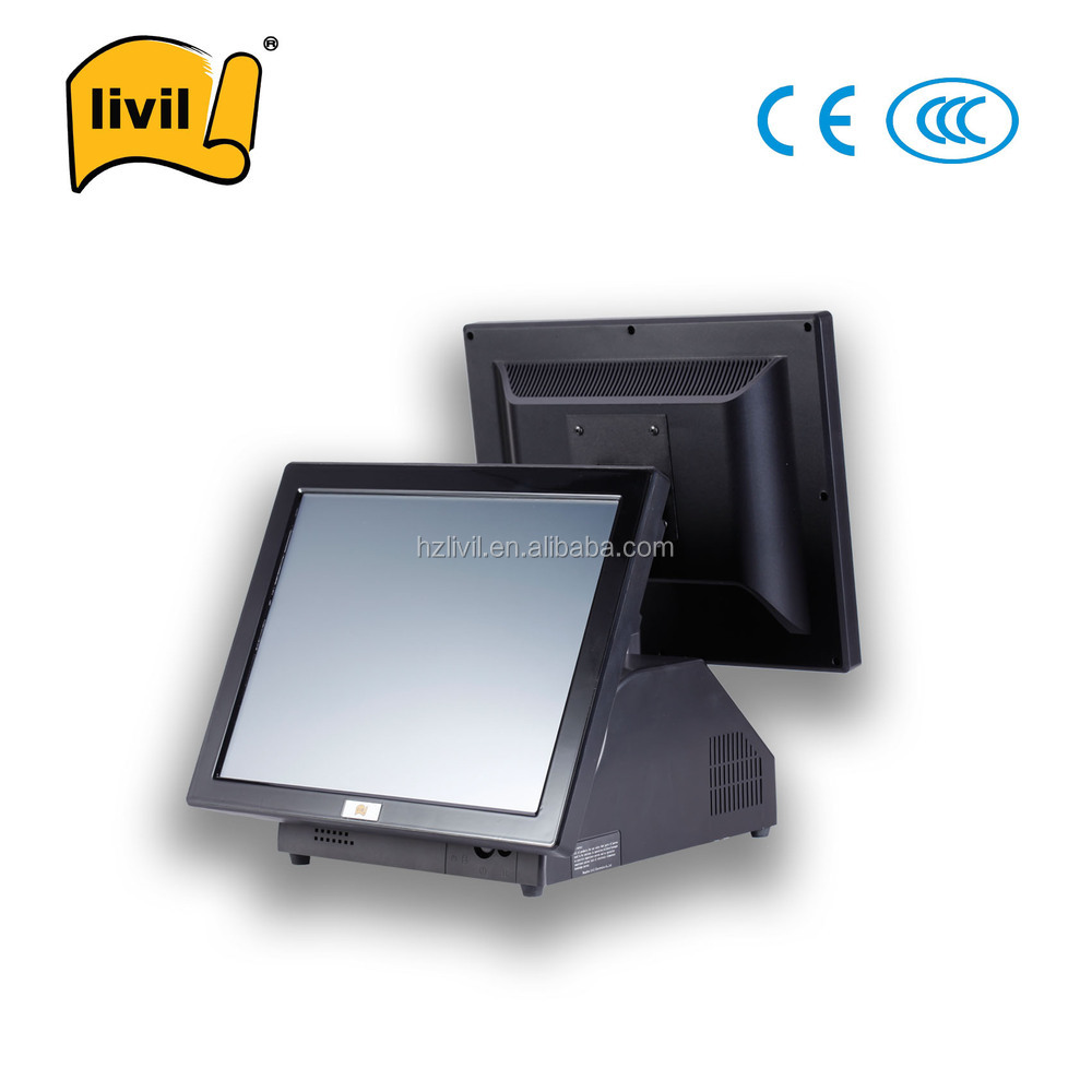 High-level Machine Resistive Touch Epos Software