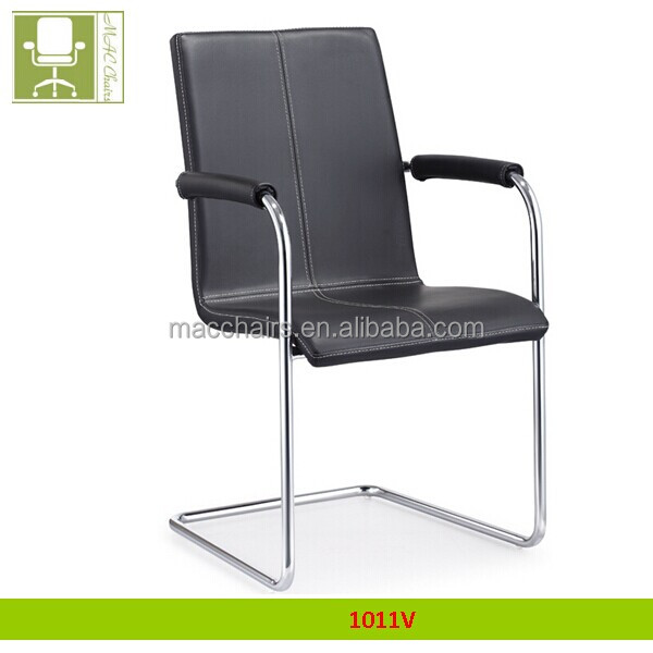 Visitor Low Back with PU Armrest Cushion Office Chair Mac 1011V