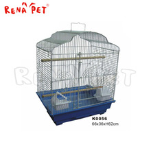 2018 HOT sale chinese large metal bird parrot cage