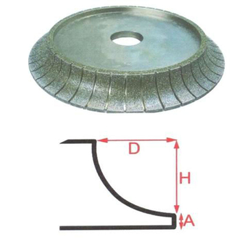 New Promotion new product abrasive diamond grinding plate wheel