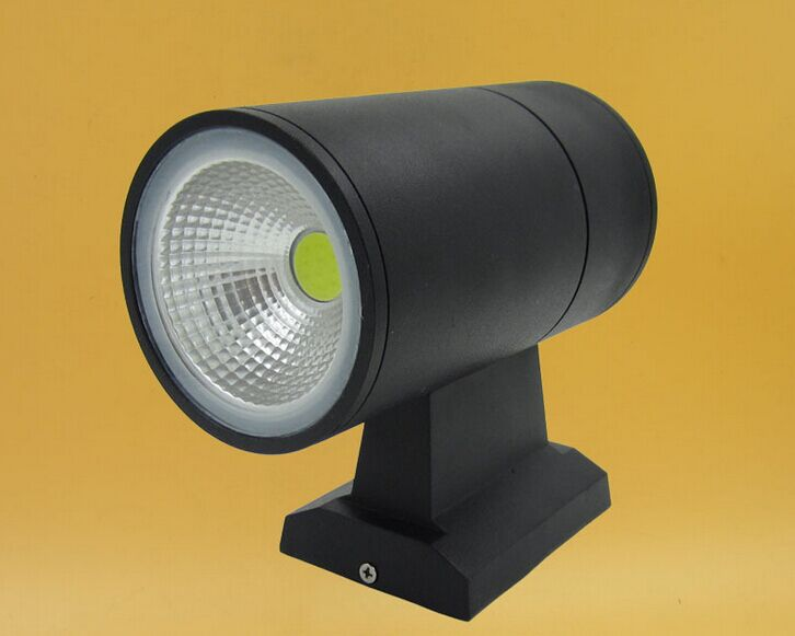 Up down led wall lights 3W for outdoor using IP65