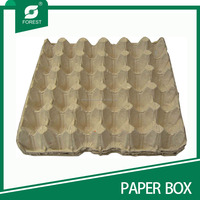 PAPER WATERPROOF BIODEGRADABLE RECYCLED PAPER PULP TRAY