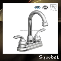 Chrome Plated Single Handle Water Faucet