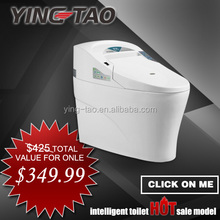 manufacturers ceramic toilet intelligent toilet bow sanitary ware smart toilet