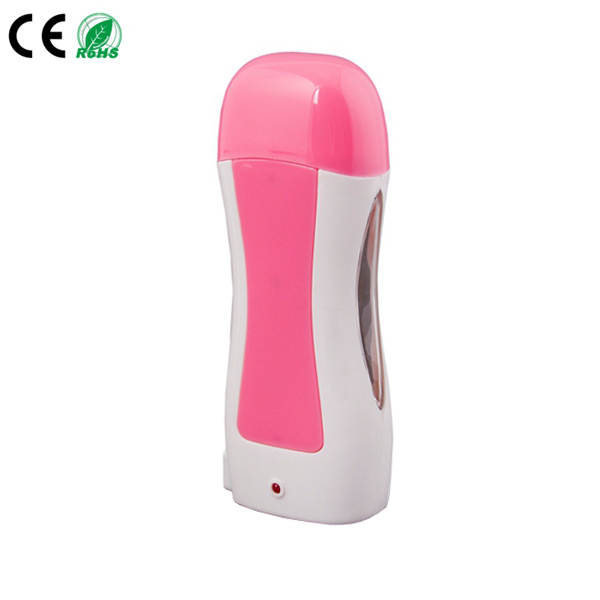 Convenient single roller direct charged hair removal wax heater machine