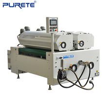 Surface Wood Spot UV Coating Machine Price