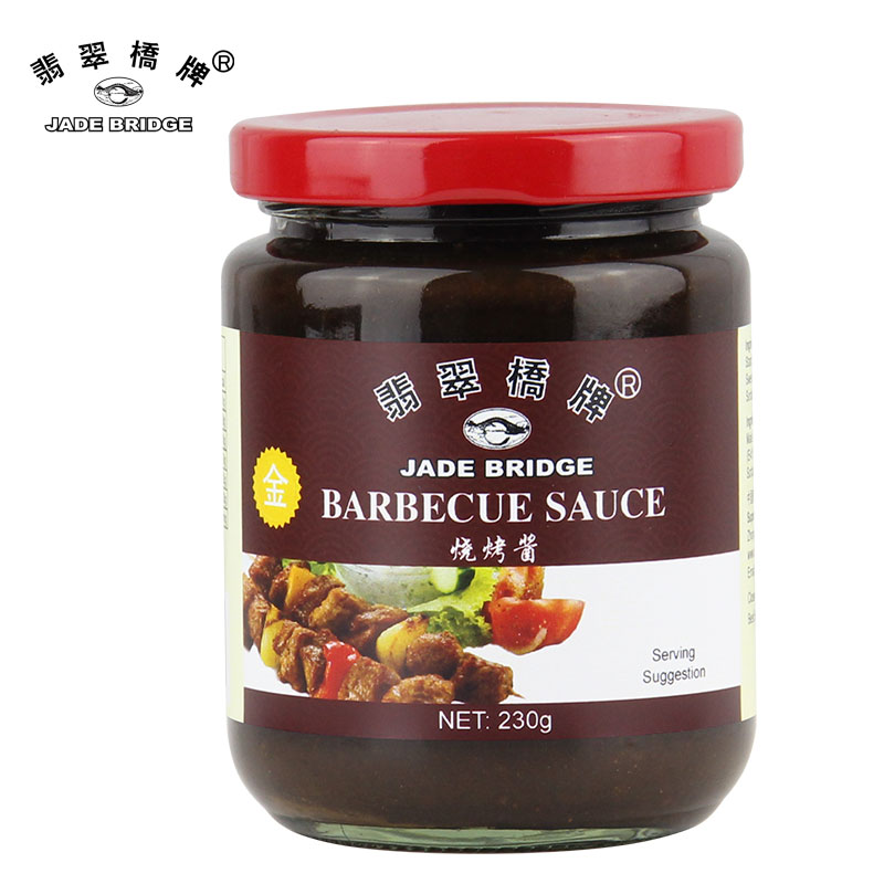 230g Premium BBQ Sauce for grilling