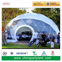 Inflatable garden tent dome tent for sale from manufacturer china