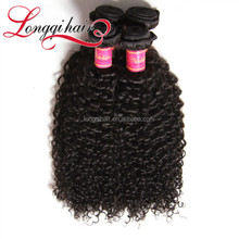 Alibaba Supplier Black Curly Hair Extensions&Pissy Curly Brazilian Hair&Brazilian Italian Weave Human Hair Extension