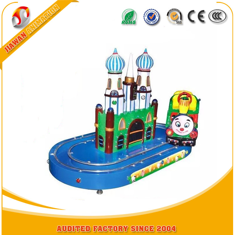 2017 New arrival kids amusement ride train