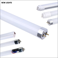 aluminum capping light 100lm/w180-265v 20w t8 led tube lamp