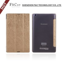 High quality pu leather case for Lenovo Tab A8-50 A5500