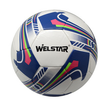 inflatable helium soccer ball brand new football PU leather with PVC bag packing