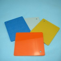 Custom Size Extruded Colored ABS Plastic for ABS Suitcase in or Polycarbonate