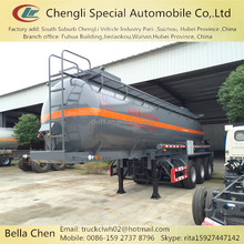 Manufacturer of Different Acid Chemical Tanker Semi Trailer