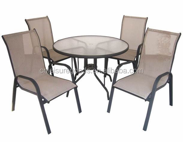 2016 quality cheap metal outdoor patio furniture