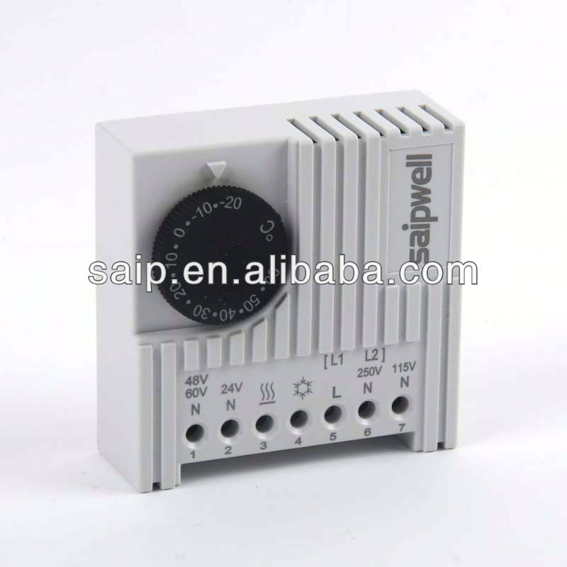 Electronic Thermostat slide switch thermostat oil filled radiator manufacturers in china