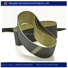 wide sanding belt/silicon carbide abrasive tool