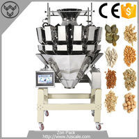 High Quality Fully Automatic Auto Multihead Weigher