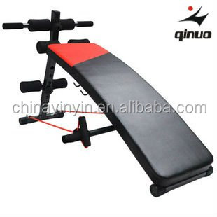Weight lifting strength fitness bench