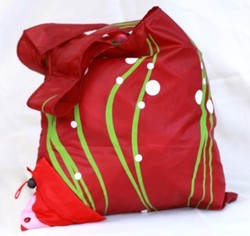 Factory supplies a variety of fashion packing,nylon shopping bag,parachute nylon bag