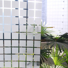 Manufacturer china supplier 3D window glass film decorative pvc adhesive film window