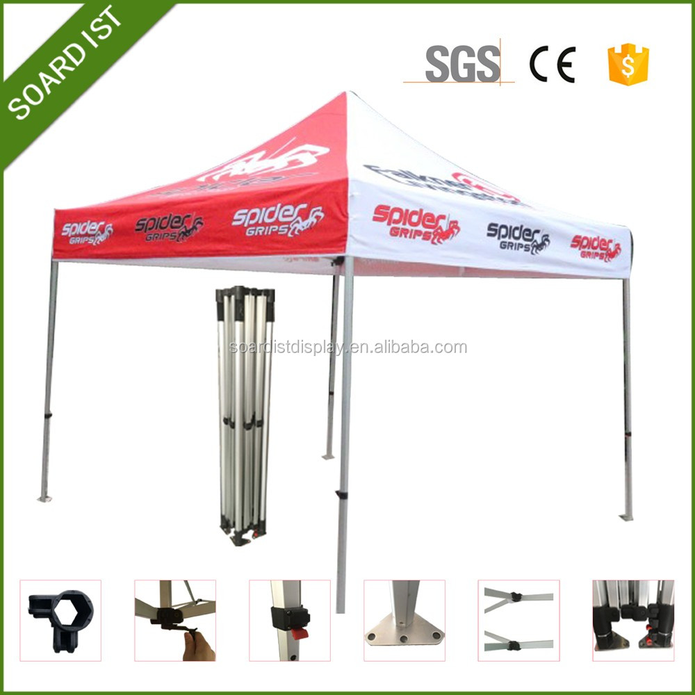 promotional trade show tent/folding gazebo/canopy tent