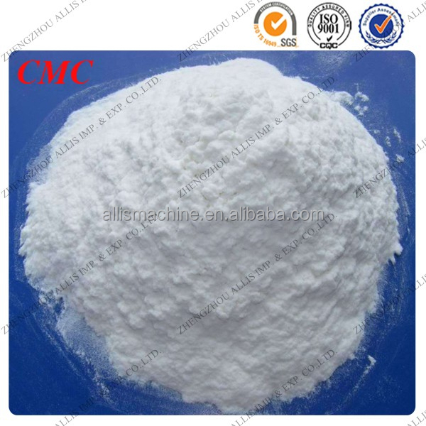 Industrial chemicals pure carboxymethyl cellulose powder