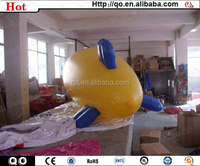 Hot sale outdoor advertising remote control inflatable airship