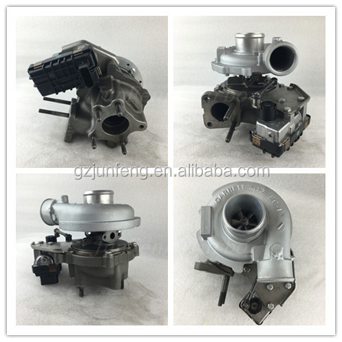 GTB1756VK Turbo 771954-0001 RL033479AB 35242127F Turbocharger used for Mercedes Benz Jeep Wrangler 2.8L CRD ENS RA428RT Engine