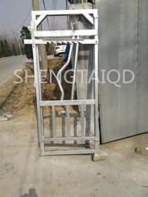 high quality heavy duty Cattle crush with slide gate and headlock