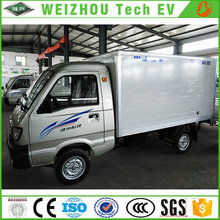 Small Electric Cargo Van With EEC 4.0kw