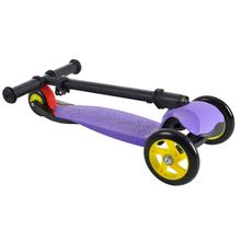 New Product High End Pu Light Wheel Cheap Children 3 Wheel Trike Scooter For Sale