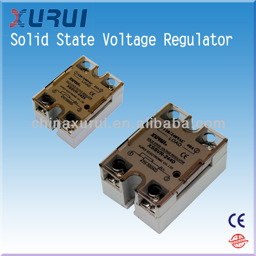 PCB mount Solid State Relay / Solid State Relay for automobile flashers / Solid Voltage Regulator