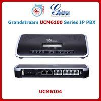 UCM6104 4 FXO Ports IP PBX UCM6100 Series innovative IP PBX appliance for enterprise-grade Unified Communications