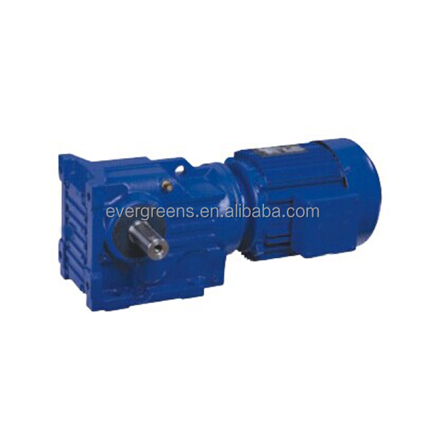 vertical to horizontal gearbox, Helical Gear Reducer