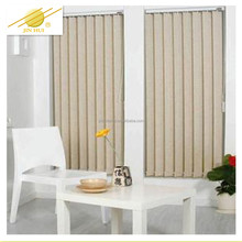 China products 89mm vertical blinds window blinds for home decoration