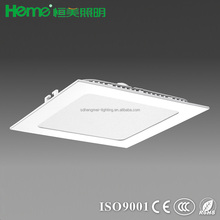 led square panel lights ceiling down light