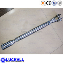 High Polished Stainless Steel Closed Body Turnbuckles Standard DIN 1478 Turnbuckle M5 To M20