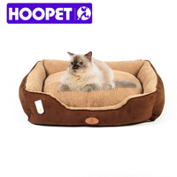 Large size pet detachable bed handmade dog kennel