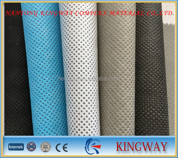 china Good price make to order medical use anti staticwater roofing felt underlay roof foil membrane