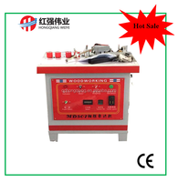 2016 hot sale manual edge banding machine /photo frame edge banding machine MD507 25689