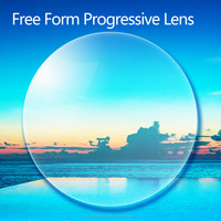 Free Form Optical Lens by UPS/DHL/FEDEX/UPS