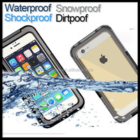 New Coming Waterproof Shockproof Snowproof Dirtproof Case Cover for iPhone 6