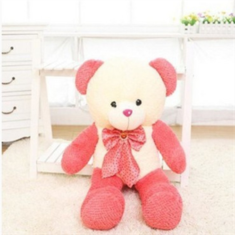 promotion plush dolls big cheap shop bear pink green toys on sale stuffed animals
