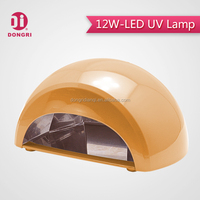LED Gel Lamp 12 watts with timers Elegant UV LED Gel Manicure Nail Lamp