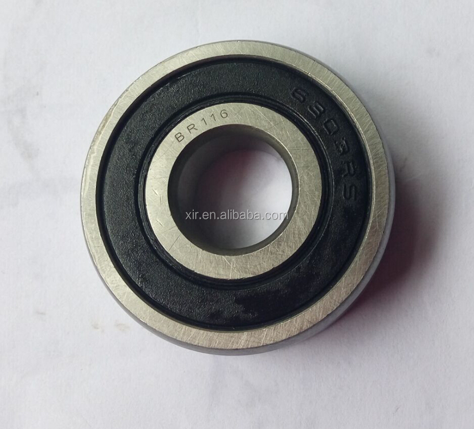 OEM deep groove ball bearing 6303-2RS chrome steel bearing ABEC-1