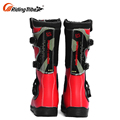 2018 Off Road Racing New Designred Motorcycle Boots
